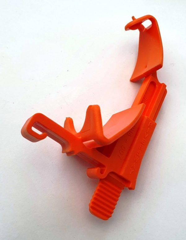 Cuttle Clasp Orange