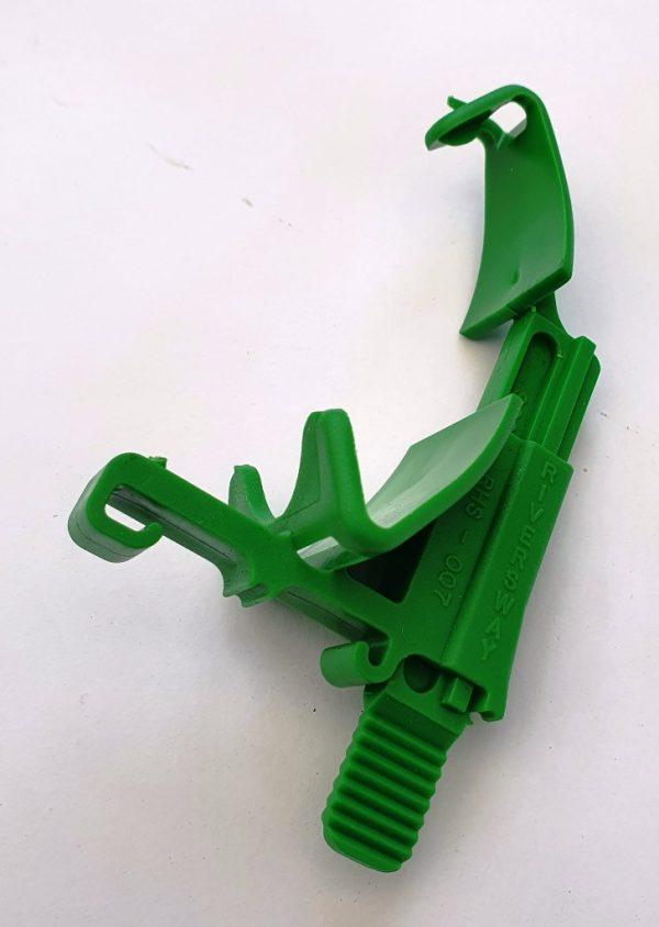 Cuttle Clasp Green