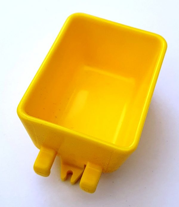 yellow soft food dish